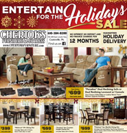 Entertain for the Holidays Sale