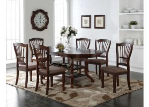 Quebec 5pc Dining Room