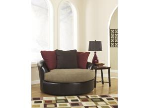 Round Swivel Fun Chair - 58 inches